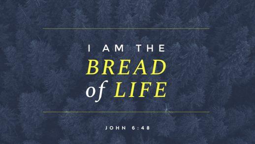 John 6:25-40 I Am